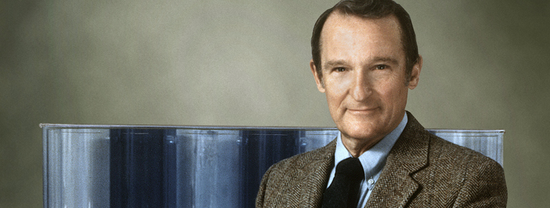 Seymour Cray fundador de Cray Supercomputers