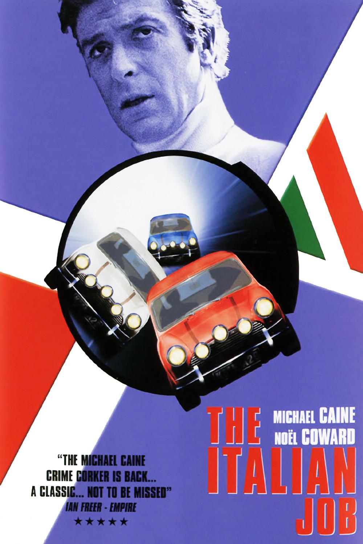 Cartel de la película The Italian Job