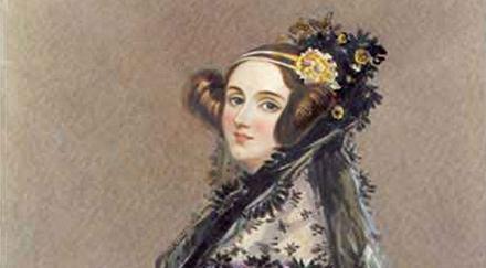 Lady Ada Byron precursora de la informática
