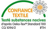 Sello confianza textil