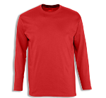 Camiseta Rojo - Red T-Shirt (145)