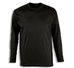 Camiseta Negra - Black T-shirt (309)