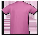 Camiseta Rosa - Pink T-Shirt (136)