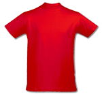 Camiseta Rojo - Red T-Shirt (145)