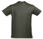 Camiseta Verde Militar - Army GreenT-Shirt (301)