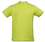 Camiseta Verde Manzana - Apple Green T-Shirt (280)