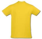 Camiseta Amarilla - Yellow T-Shirt (301)
