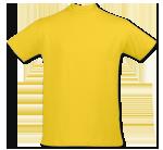 Camiseta Amarilla - Yellow T-Shirt (301)