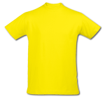 Camiseta Amarillo Limón - Lemon Yellow T-Shirt (400)