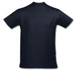 Camiseta Azul Marino- Navy Blue T-Shirt (318)
