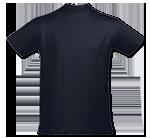 Camiseta Azul Marino- Navy Blue T-Shirt (318)