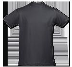Camiseta Gris Ratón - Mouse Grey T-Shirt (381)