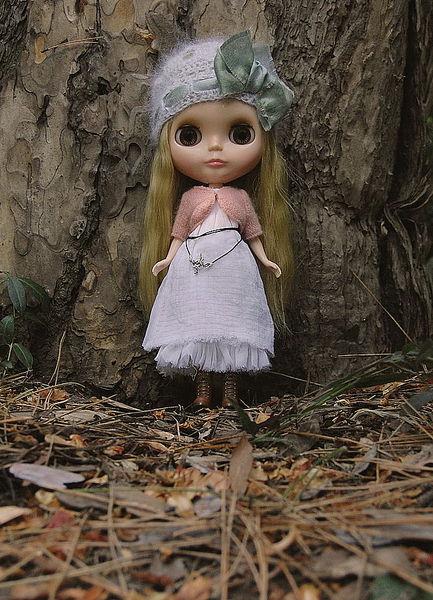 Una de las Neo Blythe en el bosque