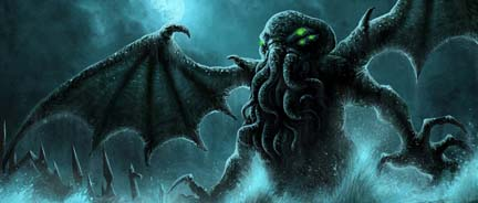 Vote Cthulhu for President - Why vote for a lesser evil?