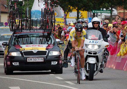 Jens Voight en la Vuelta a Alemania