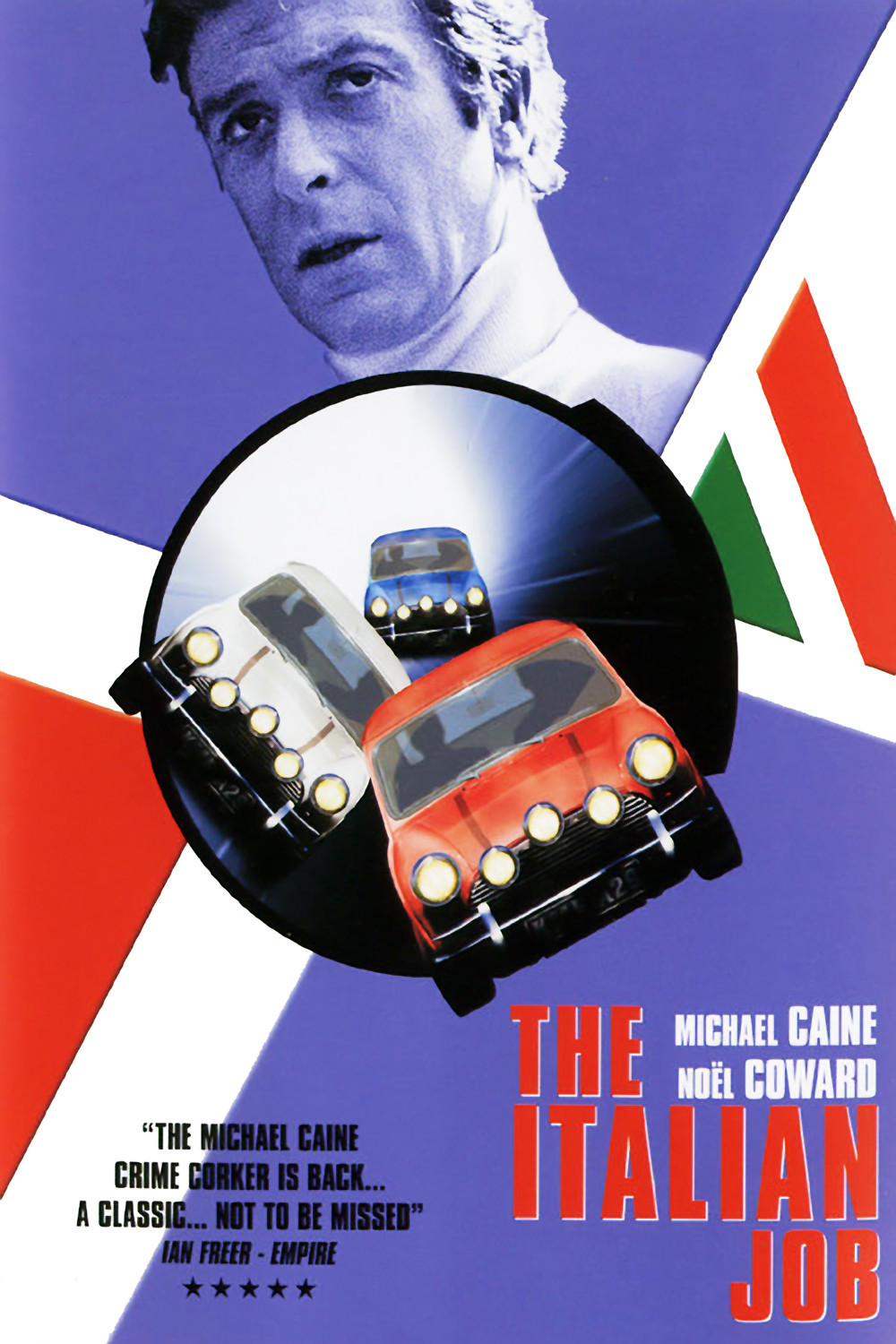 Cartel de la película The Italian Job