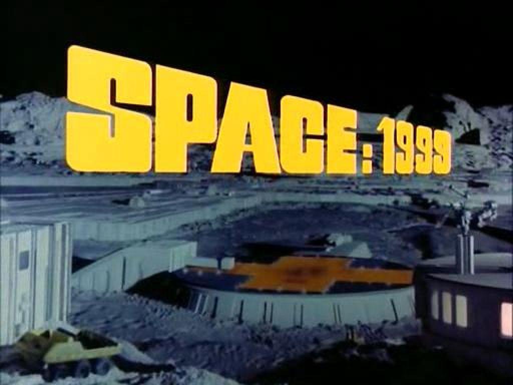 Caratula de Space: 1999