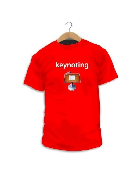 Camiseta Keynoting