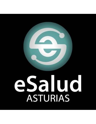 Camiseta eSalud Asturias