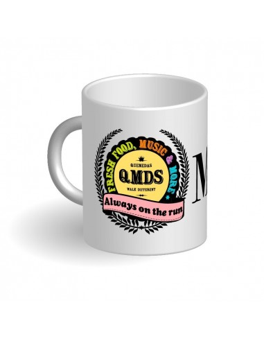 Taza - QMDS - Always on the run