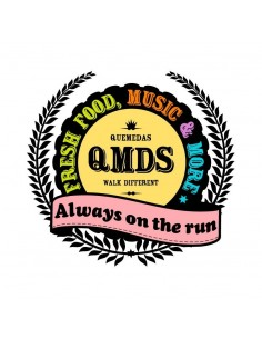 Taza - QMDS - Always on the run