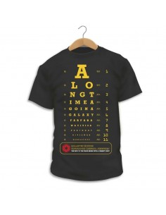 Star Wars Eye Chart