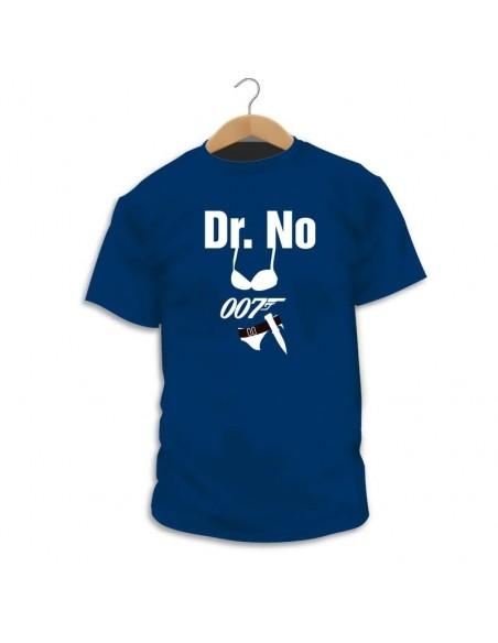 Camiseta 007 - Dr. No