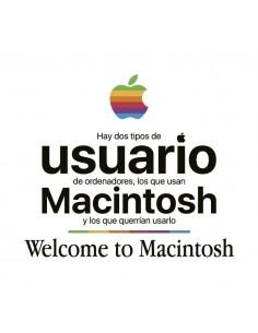 Camiseta Mac User