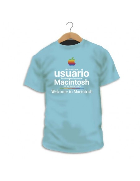 Camiseta Mac User