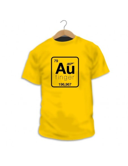 Camiseta Goldfinger