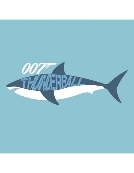 Camiseta Thunderball