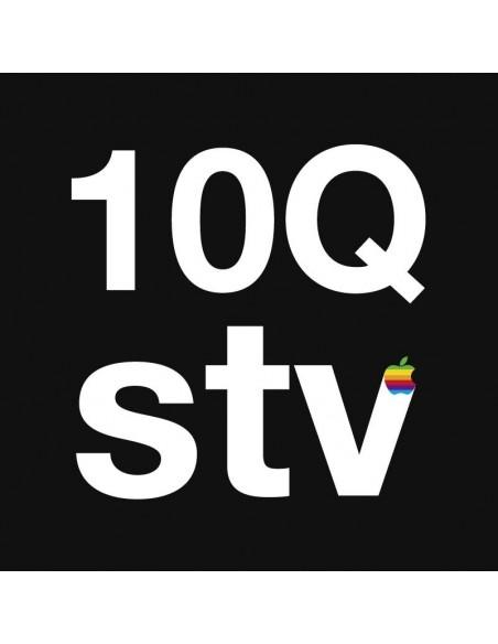 10Q STV