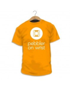 Camiseta Pebbler On Wrist