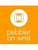 Pebbler On Wrist