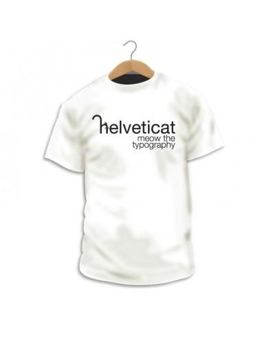 Camiseta Helveticat
