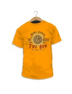 Camiseta Here Comes The Sun