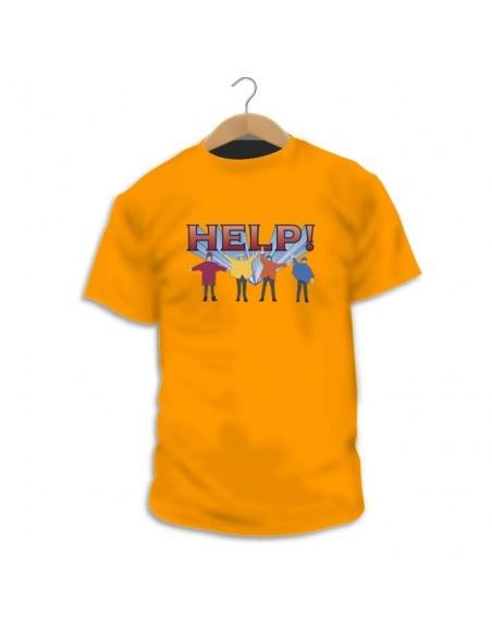 Camiseta Help!
