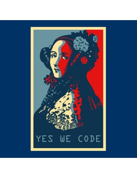 Camiseta Yes We Code