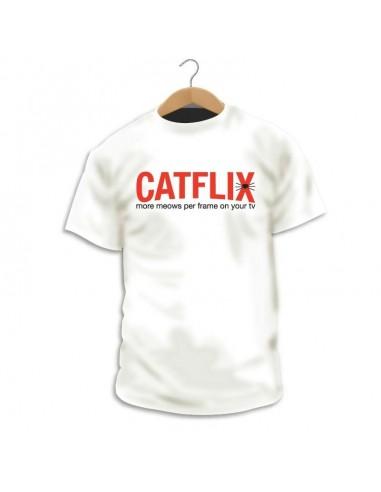 Camiseta Catflix