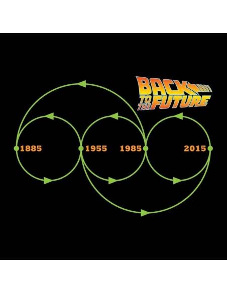 Camiseta Regreso al Futuro