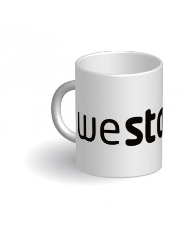 Taza Cerámica WeStartUp