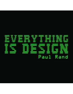 Camiseta Everything is Design