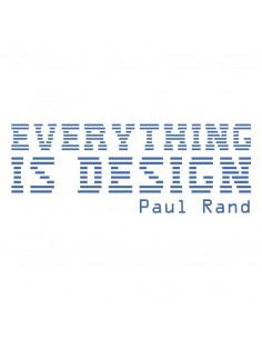 Taza Everything is Design
