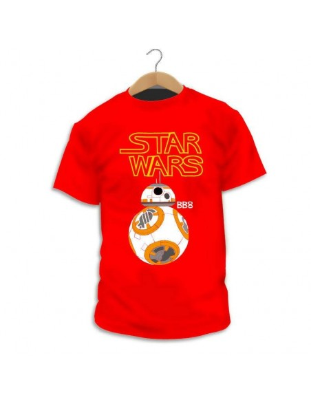 Camiseta Star Wars BB8