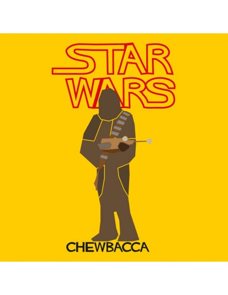 Camiseta Star Wars Chewbacca