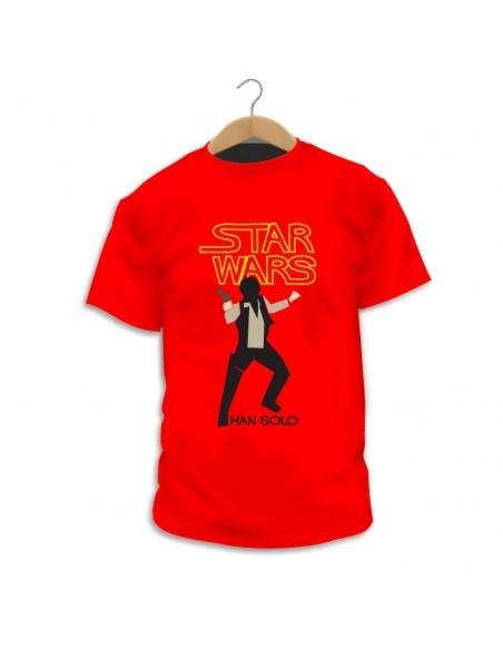 Camiseta Star Wars Han Solo