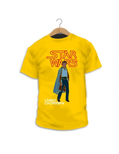 Camiseta Star Wars Lando Calrissian