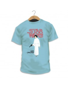 Camiseta Star Wars Princesa Leia