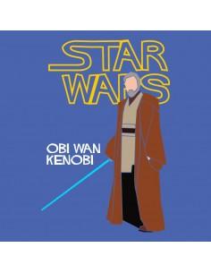Camiseta Star Wars Obi Wan Kenobi