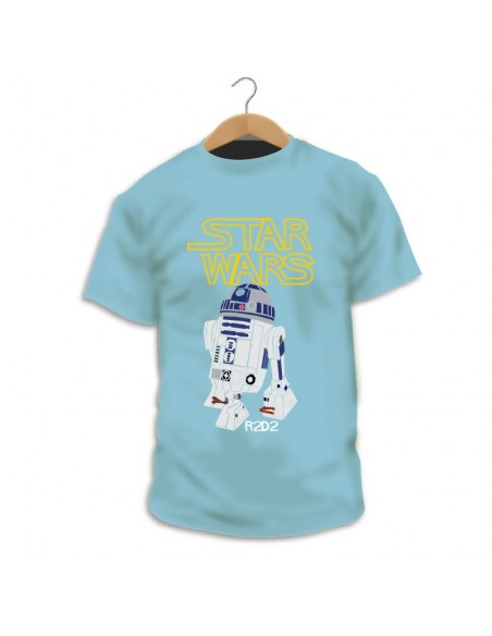 Camiseta Star Wars R2D2